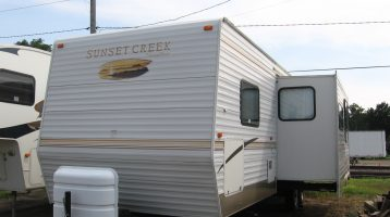 2006 298BH Sunset Creek TT  $9250