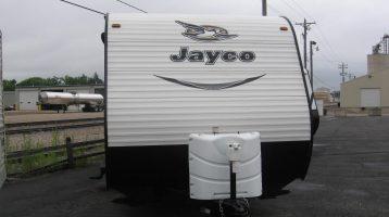 2016 Jayco 264BHW TT  $12,500