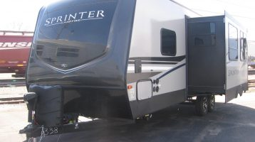 2019   Sprinter 26RB TT