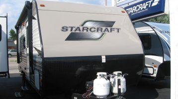 2017 Starcraft 20BH TT  $11,500