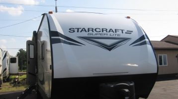 all new!! 2020 Starcraft Ultralite