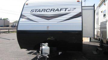 2020 180BHS Starcraft TT, call for dealer pricing